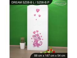 SZAFA DREAM SZ08-B DM04