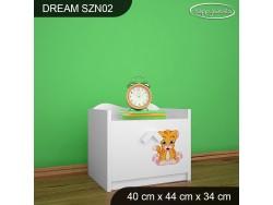 SZAFKA NISKA DREAM SZN02 DM04
