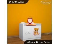 SZAFKA NISKA DREAM SZN03 DM04