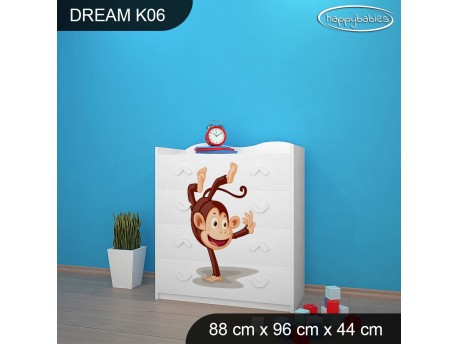 KOMODA DREAM K06 DM05
