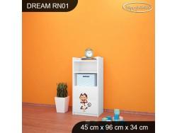 REGAŁ NISKI DREAM-RN01 DM05