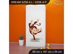 SZAFA DREAM SZ06-A DM05