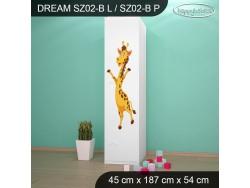 SZAFA DREAM SZ02-B DM05