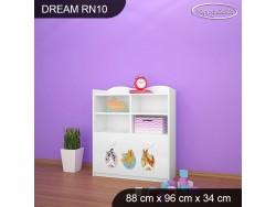 REGAŁ NISKI DREAM-RN10 DM06