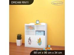 REGAŁ NISKI DREAM-RN11 DM06