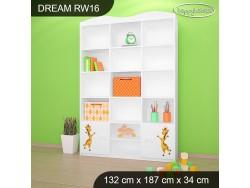 REGAŁ WYSOKI DREAM RW16 DM06