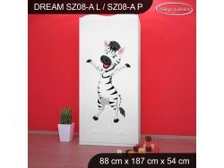 SZAFA DREAM SZ08-A DM06