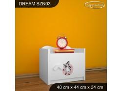 SZAFKA NISKA DREAM SZN03 DM06