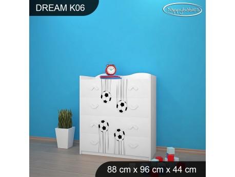 KOMODA DREAM K06 DM07