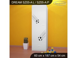 SZAFA DREAM SZ05-A DM07