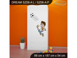SZAFA DREAM SZ06-A DM07