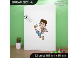 SZAFA DREAM SZ11-A DM07