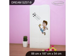 SZAFA DREAM SZ07-B DM07