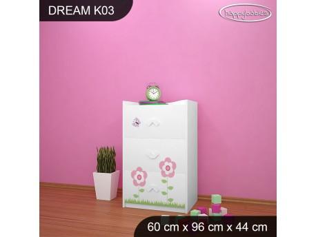 KOMODA DREAM K03 DM08