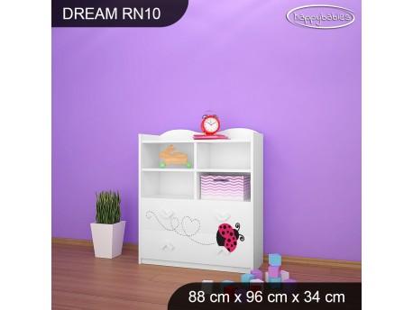 REGAŁ NISKI DREAM-RN10 DM08
