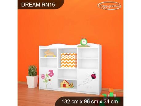 REGAŁ NISKI DREAM-RN15 DM08