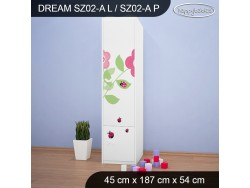 SZAFA DREAM SZ02-A DM08