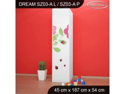 SZAFA DREAM SZ03-A DM08