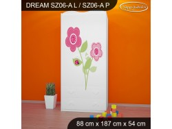 SZAFA DREAM SZ06-A DM08