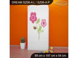SZAFA DREAM SZ06-A DM08
