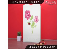 SZAFA DREAM SZ08-A DM08