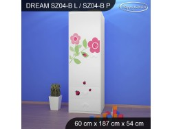 SZAFA DREAM SZ04-B DM08