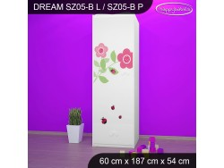 SZAFA DREAM SZ05-B DM08