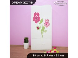SZAFA DREAM SZ07-B DM08