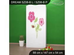 SZAFA DREAM SZ08-B DM08