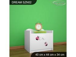 SZAFKA NISKA DREAM SZN02 DM08