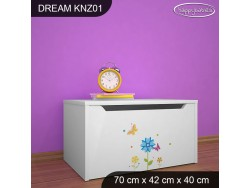 KUFER NA ZABAWKI DREAM KNZ-01 DM09