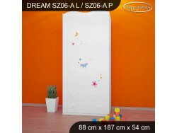 SZAFA DREAM SZ06-A DM09