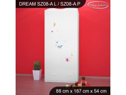 SZAFA DREAM SZ08-A DM09