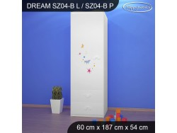 SZAFA DREAM SZ04-B DM09