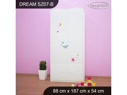 SZAFA DREAM SZ07-B DM09