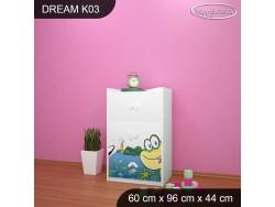 KOMODA DREAM K03 DM10