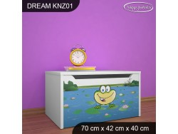 KUFER NA ZABAWKI DREAM KNZ-01 DM10