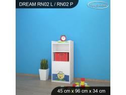REGAŁ NISKI DREAM-RN02 DM10