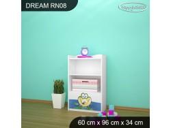 REGAŁ NISKI DREAM-RN08 DM10