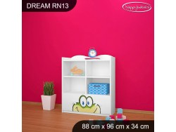 REGAŁ NISKI DREAM-RN13 DM10