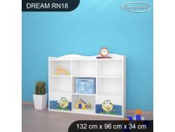 REGAŁ NISKI DREAM-RN18 DM10