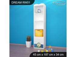 REGAŁ WYSOKI DREAM RW01 DM10
