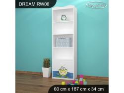 REGAŁ WYSOKI DREAM RW06 DM10