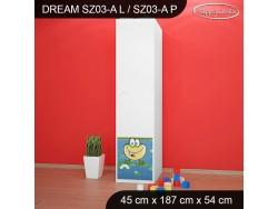 SZAFA DREAM SZ03-A DM10