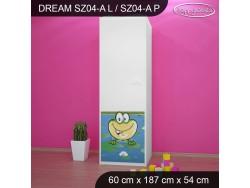 SZAFA DREAM SZ04-A DM10
