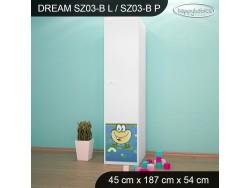 SZAFA DREAM SZ03-B DM10