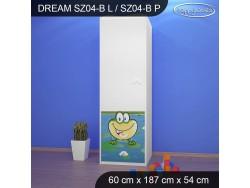 SZAFA DREAM SZ04-B DM10