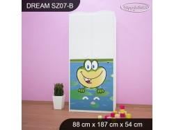 SZAFA DREAM SZ07-B DM10