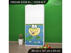 SZAFA DREAM SZ08-B DM10