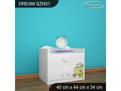SZAFKA NISKA DREAM SZN01 DM10